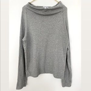 Standard JAMES PERSE 100% Cotton Cowl Neck Sweater